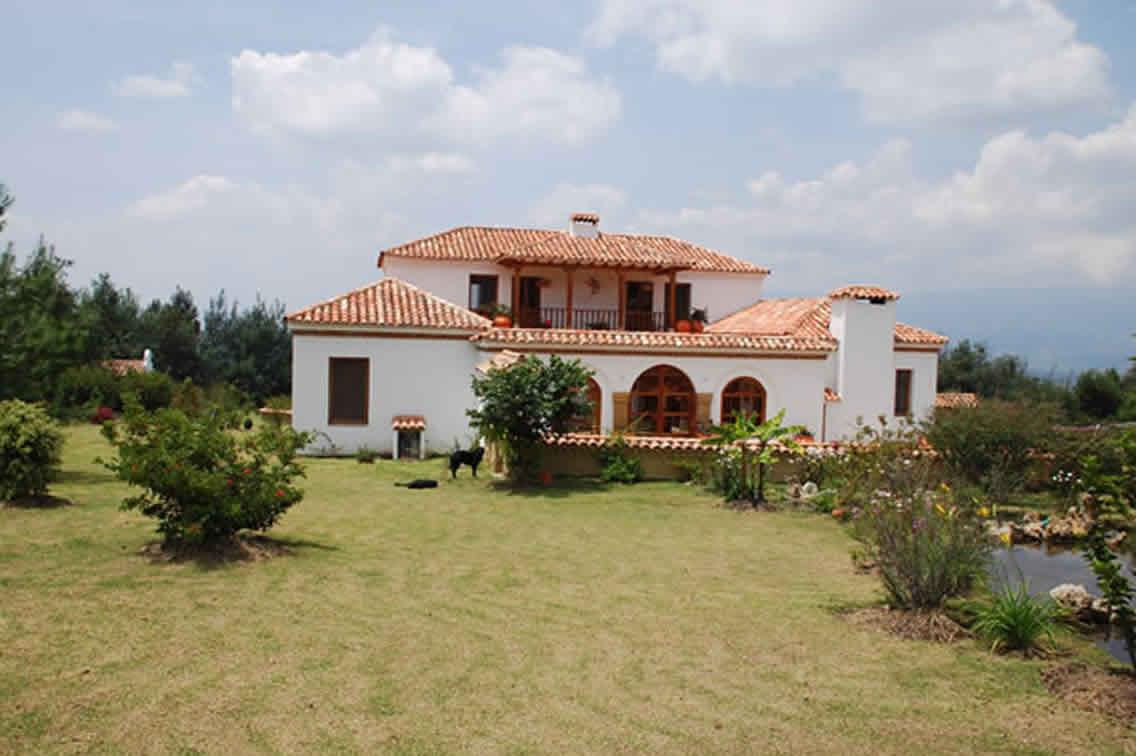 Casa La Escondida en Villa de Leyva - Arquitecto Pedro Carvajal