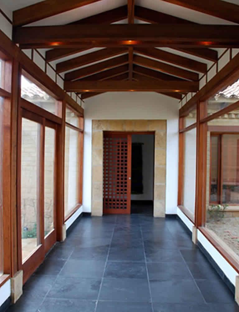 Casa Oasis en Villa de Leyva - Arquitecto Pedro Carvajal