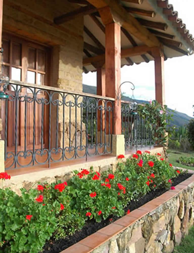 Casa Ghivizzano - arquitecto en Villa de Leyva