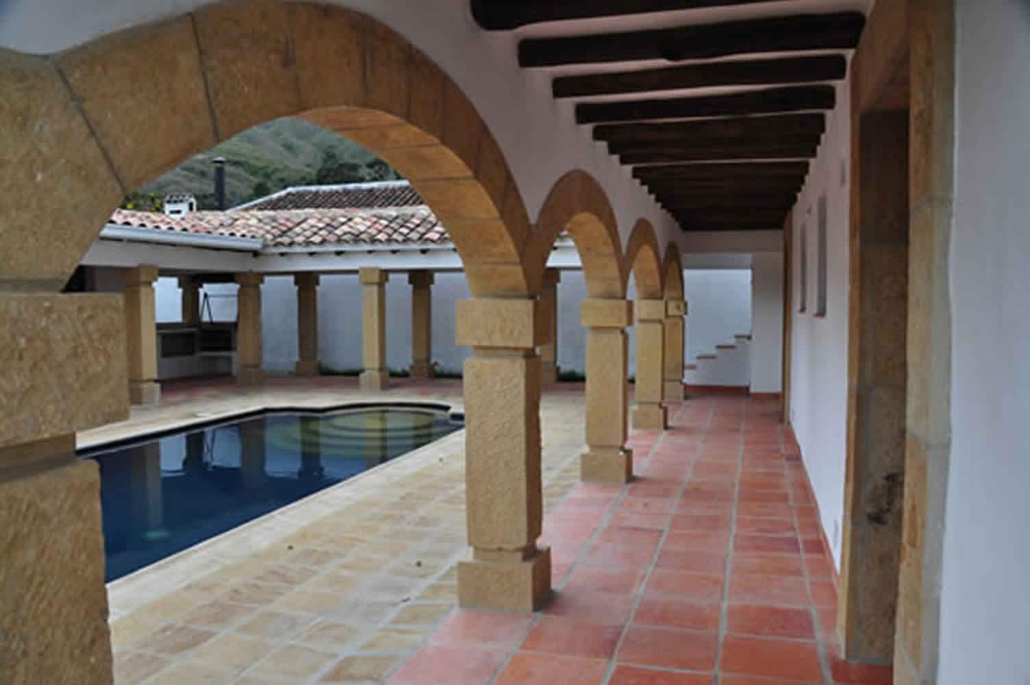 Casa Aranzazu - arquitecto en Villa de Leyva