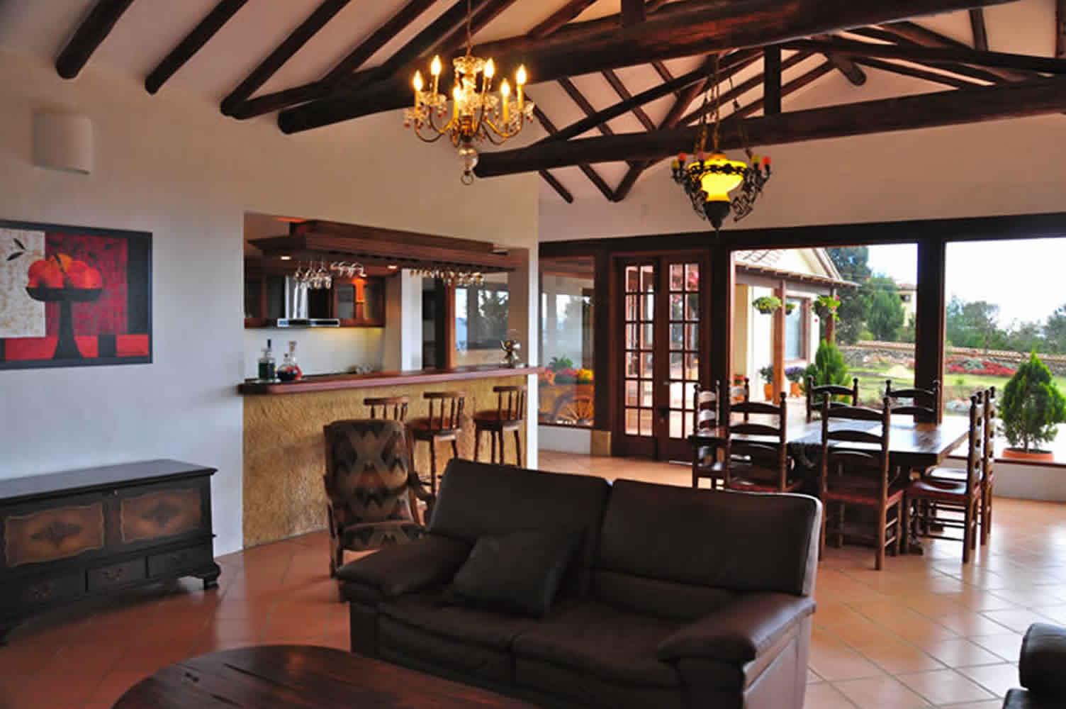 Casa Pinar - arquitecto en Villa de Leyva