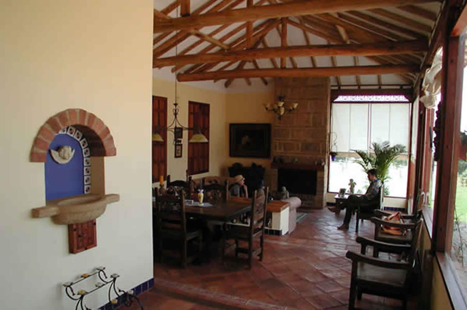 Casa Luna Azul - arquitecto en Villa de Leyva