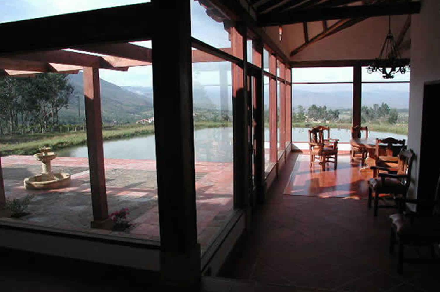 Casa Topanga en Villa de Leyva - Arquitecto Pedro Carvajal