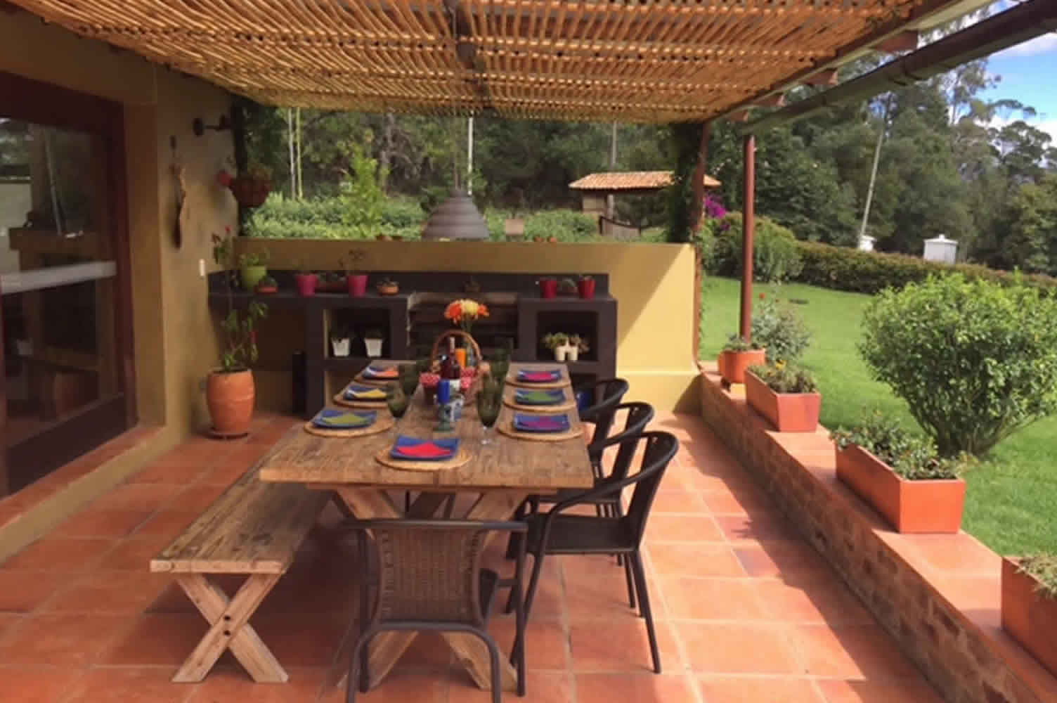 Casa del Viento - arquitecto en Villa de Leyva